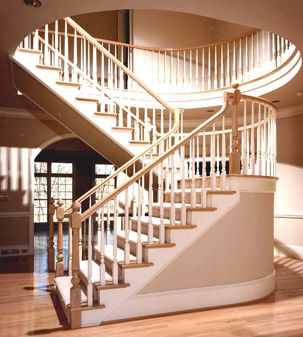 Wood Staircase 5